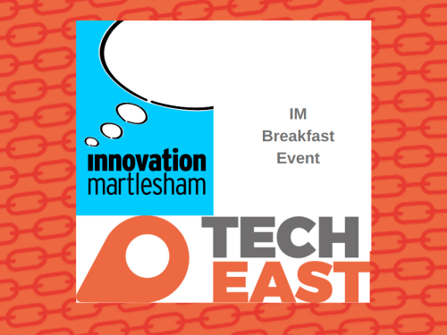 Innovation Martlesham Breakfast Event