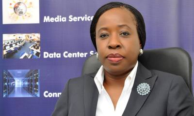 "MainOne CEO, Funke Opeke honored with Data Centre Dynamics ""Business Leader of the Year"" award"