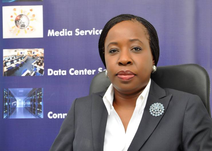 """MainOne CEO, Funke Opeke honored with Data Centre Dynamics """"Business Leader of the Year"""" award"""