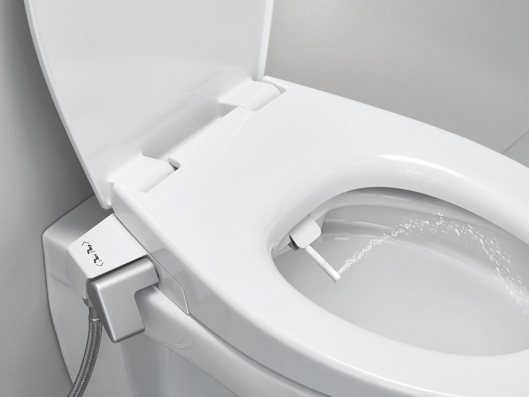 Tremendous Smart Toilet Grohe Got You Covered With Ultimate Hygiene Ibusinesslaw Wood Chair Design Ideas Ibusinesslaworg