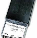 Diseqc Switch 2W
