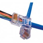 Connector – cat5/5e ez rj45® 100pcs – PLASTIC JAR
