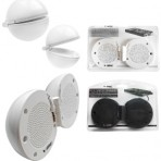 Vibe Foldable Sphere 3.5mm Stereo Speakers