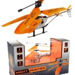 Night Hunter Glow in the Dark RC Helicopter