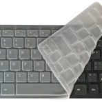 Wireless Keyboard & Mouse (via USB dongle)