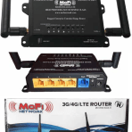 Mofi Network 3G/4G/LTE Router with SIM3