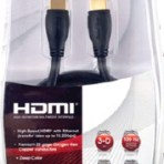 12' Channel Master HDMI Cable with Ethernet
