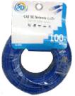 100'/30.5M SD CAT5E CABLE – BLUE