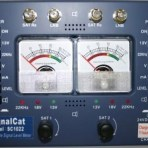 Signal Cat Dual Satellite Meter Signal Meter with 22KHz