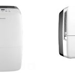Hisense 2-Speed Dehumidifier 70Pt/Day