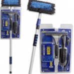 GoodYear 8 Piece Complete Car Wash Brush Set