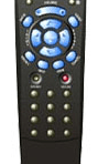 Bell TV 1.5 IR REMOTE Control