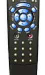Bell TV 1.5 IR REMOTE Control