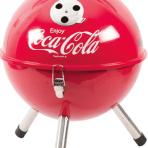 Coca-Cola 12″ Charcoal BBQ
