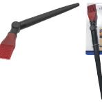 """Mainstays 13"""" Adjustable Silicone Basting Brush"""