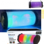 Bluetooth Light-Up LED Indoor & Outdoor Speaker