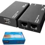 HDMI OVER CAT5E/6 EXTENDER