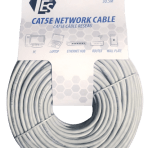 100'/30.5M TES CAT5E NETWORK CABLE