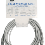 12'/3.7M TES CAT5E NETWORK CABLE
