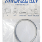 1'/0.3M TES CAT5E NETWORK CABLE