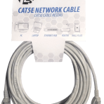 25'/7.6M TES CAT5E NETWORK CABLE