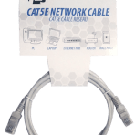 3'/0.9M TES CAT5E NETWORK CABLE