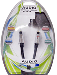 1M/3′ OPTICAL / TOSLINK Audio Cable