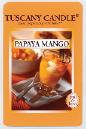 2.5 Oz 6PK Fragrance Melts – Tuscany Candle Papaya Mango