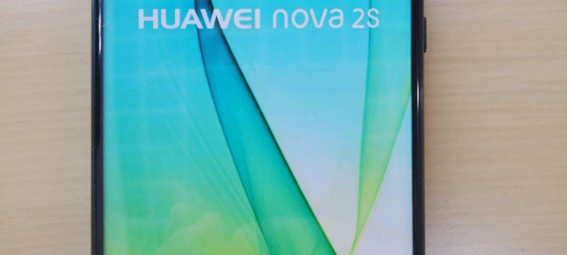 huawei nova 2s images