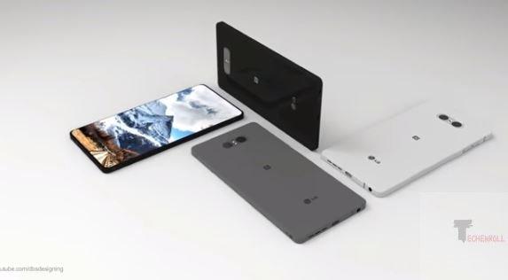 upcoming smartphones 2017