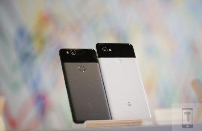 Google pixel Techenroll