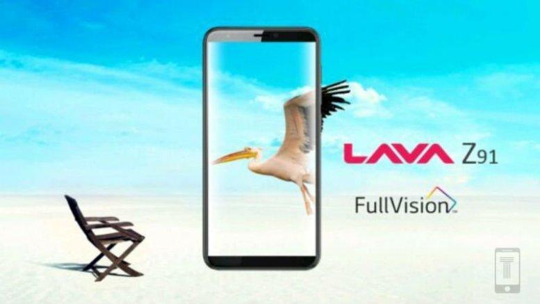 lava z91 price in india