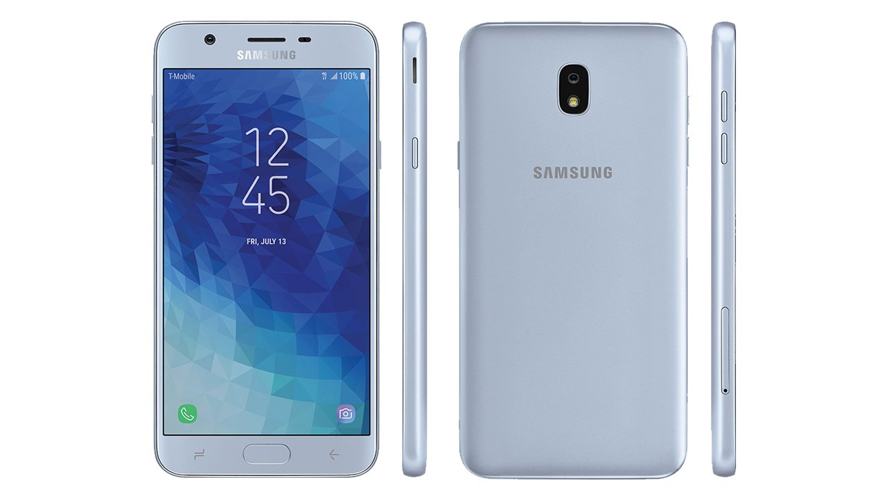 samsung galaxy j7 star front and back design