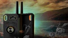 no1 Ip01 multifunctional walkie-talkie