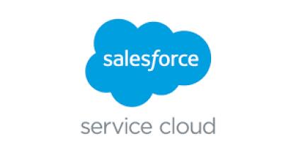 SalesForce cloud service