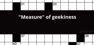 Geekiness