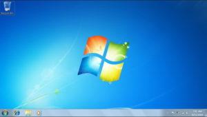 Start Windows 7