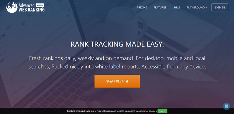 advancedwebranking Top 15 Most Recommended SEO Tools!