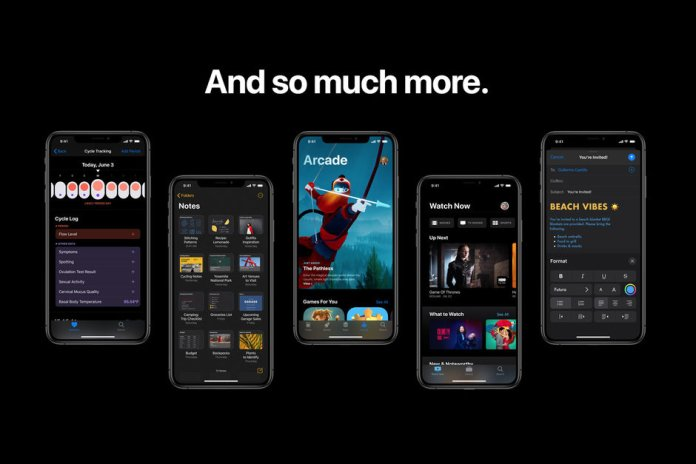 Apple-ios-13-dark-mode-List-Of-Eligible-Devices