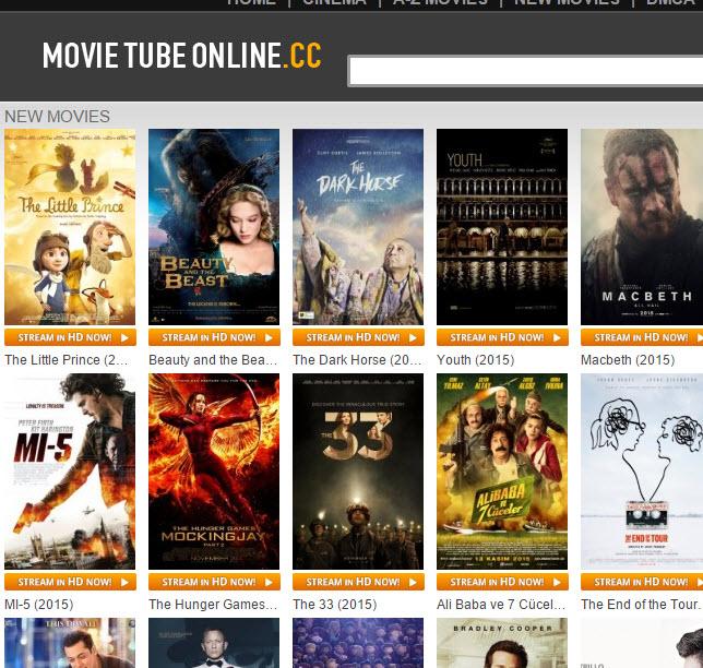 Movie Tube Online