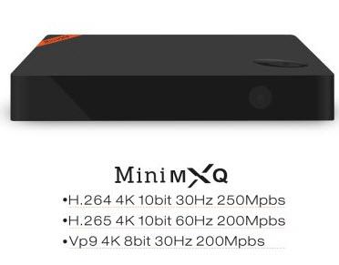 MXQ TV BOX