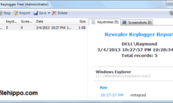keylogger free download full version filehippo