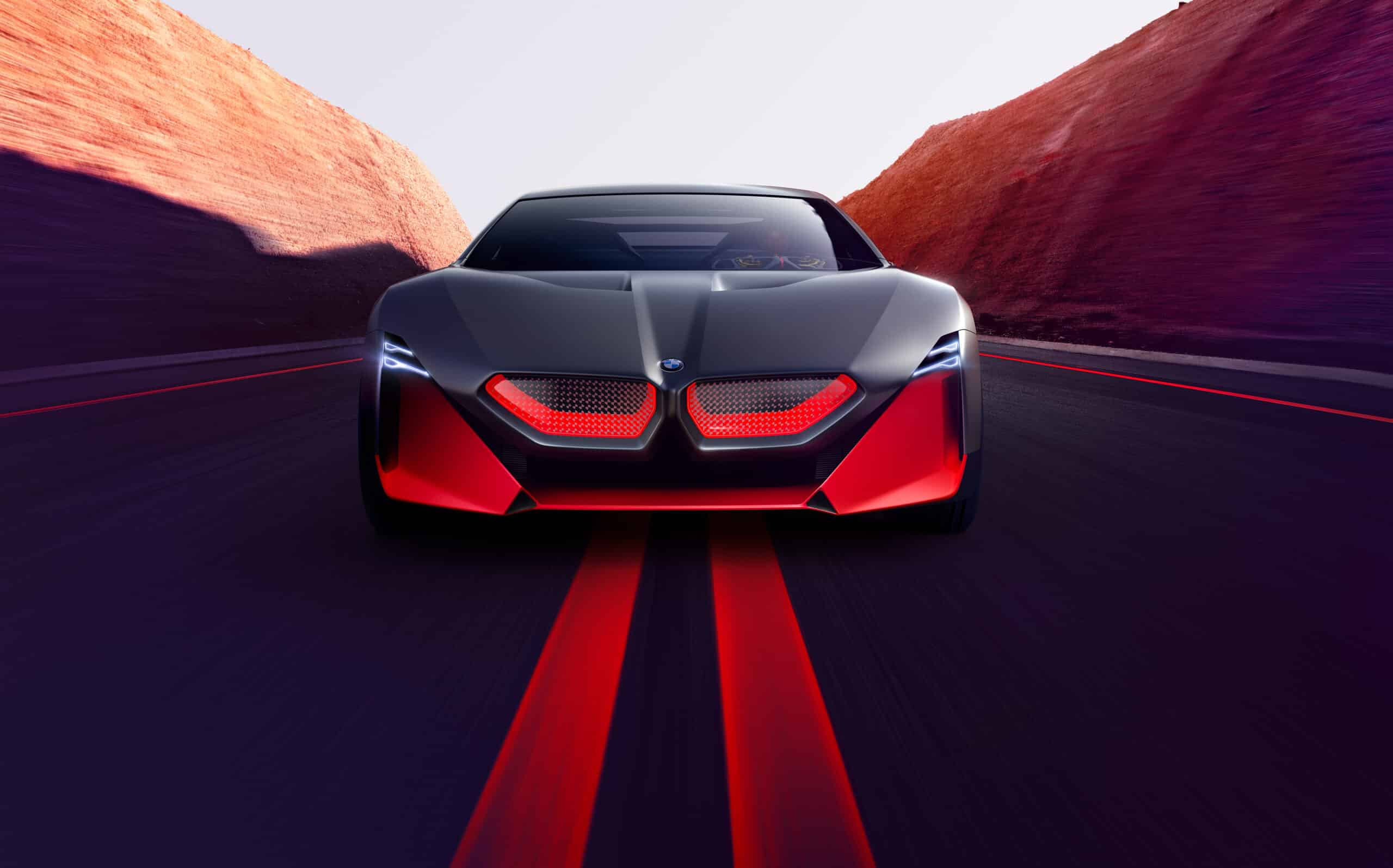 Bmw Vision M Next The Future Of Bmw Electrified Cars