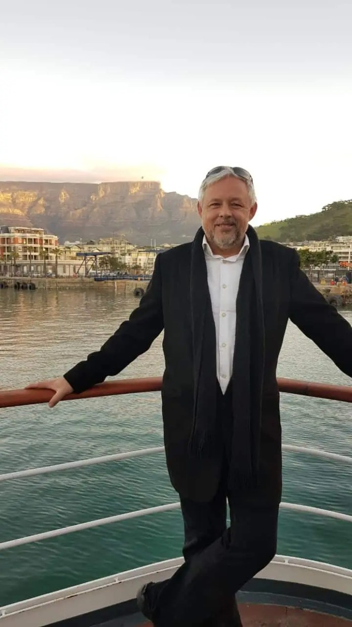 Craig Collins - CEO and Co-Founder (Cape Town)