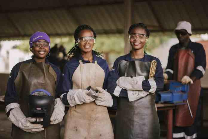 Sasol empowers young people through artisan skills training