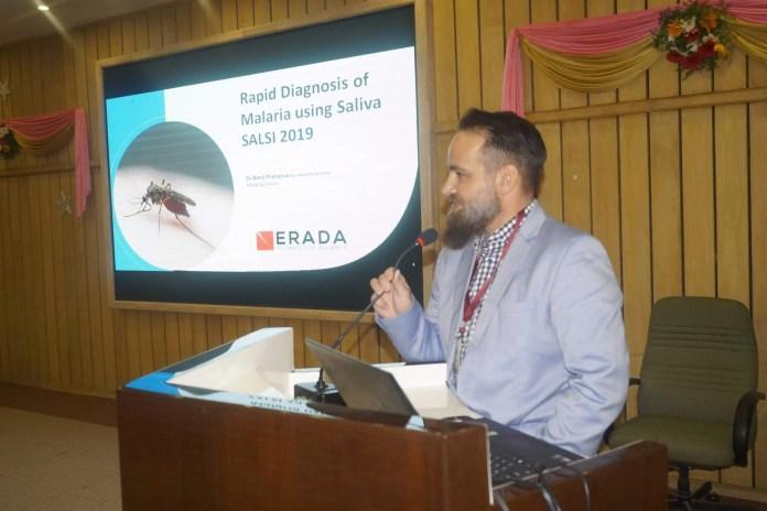Dr Benji Pretorius