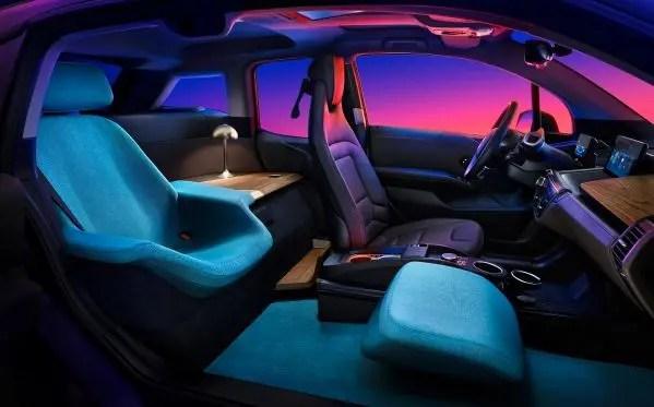 BMW i3 Urban Suite - Artwork. (12/2019)