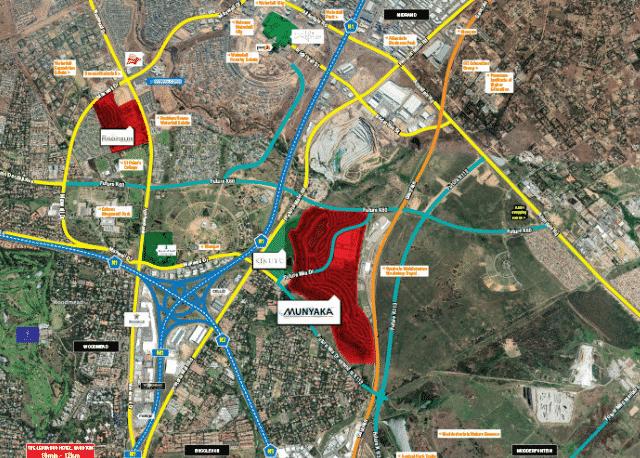 Joburg To Get A R9bn Munyaka Crystal Lagoon