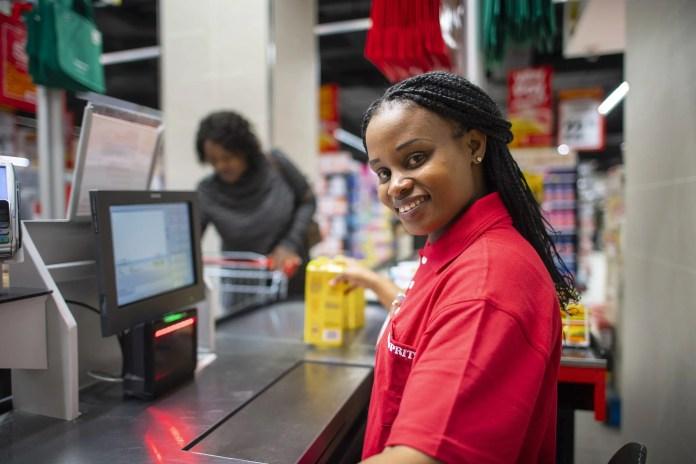 Shoprite--Cashier