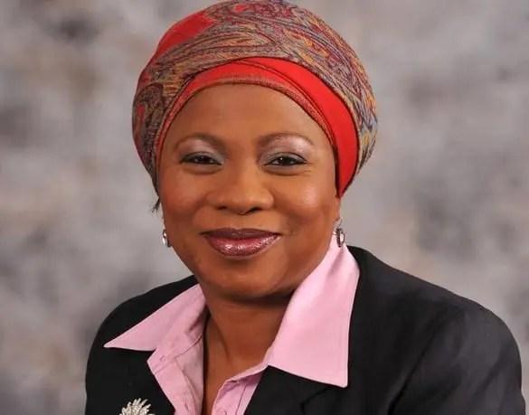 SASSA CEO Ms Totsie Memela